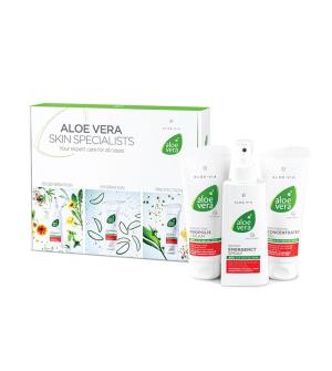 LR Aloe Vera Špeciálny Box pre Starostlivosť o Pokožku