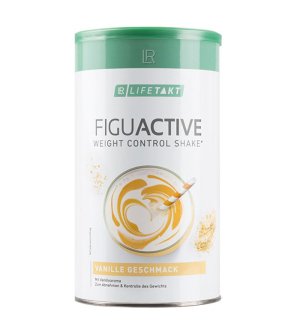 LR LIFETAKT Figu Active Koktail Vanilka 450 g
