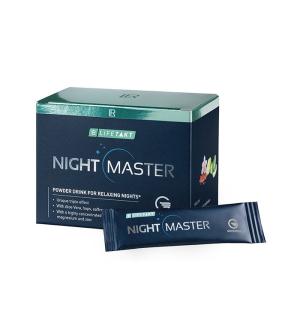 LR LIFETAKT Night Master pre zdravý spánok 30 x 3,7 g